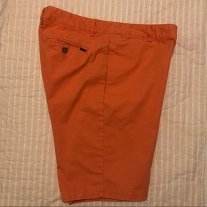 Polo by Ralph Lauren Orange Boys Shorts Sz 18
